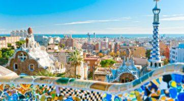 西班牙假期八天