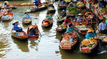 9天越柬古國聞名之旅