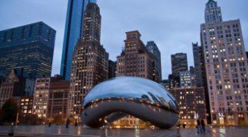 芝加哥一日遊