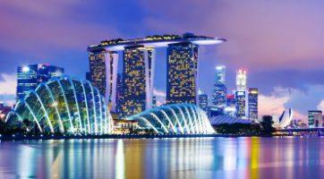 馬來西亞新加坡悠閒7天遊