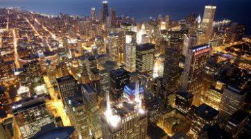 芝加哥三天自由行