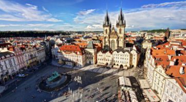 奧匈帝國東歐精選十二天