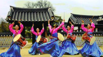 韓國首爾,南怡島7天豪華遊