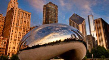 芝加哥周邊1日遊